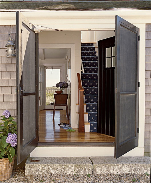 28 best images about building foyers or entry on for French style storm doors