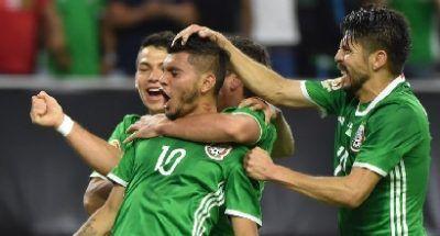 Confederations Cup: Portogallo a valanga il Messico passa in rimonta