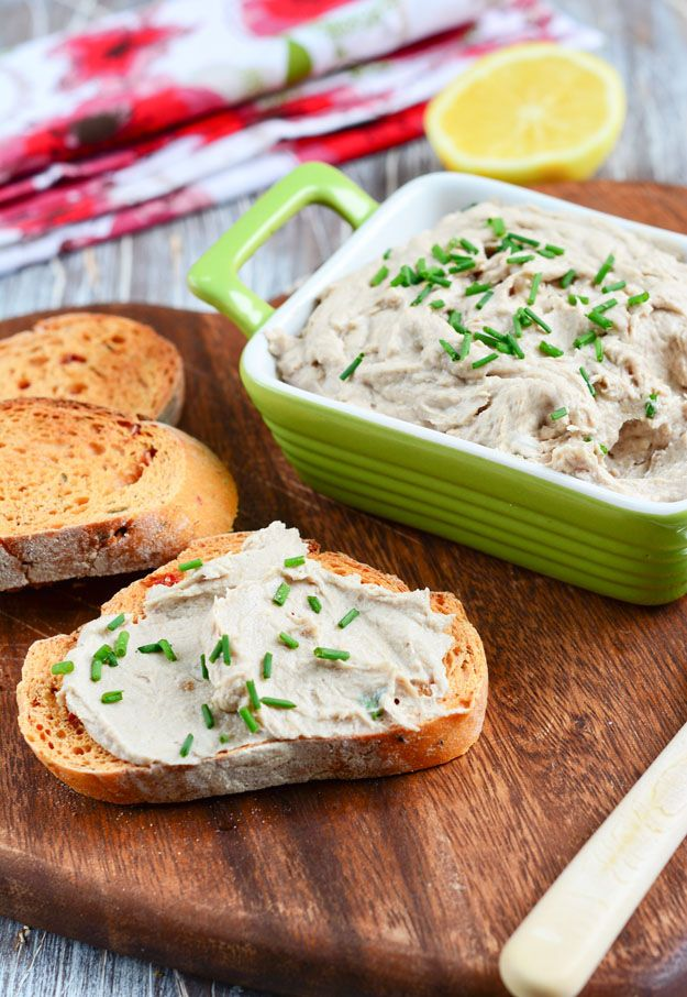 Smoked Mackerel Pate - a delicious snack packed with healthy Omega-3 fatty acids - My Golden Pear