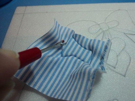 Patchwork sin costuras paso 4