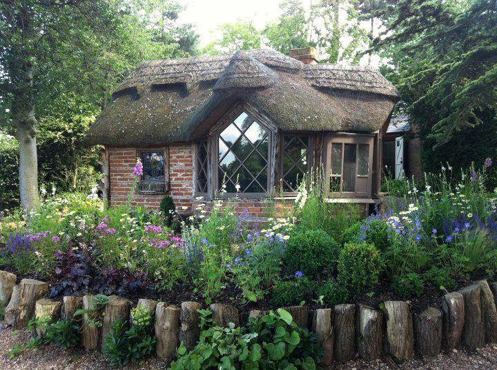 Secret Garden: 1000+ Images About Cottages On Pinterest