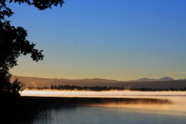 lago gualletue