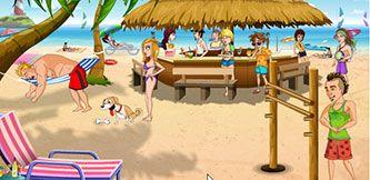 Plaj Partisinde Yaramazlık adlı oyunumuzda eğlence ve komiklikler seni oyungag.com da bekliyor.