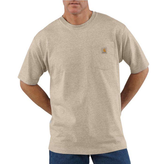 K87 Carhartt Workwear Pocket T-Shirt
