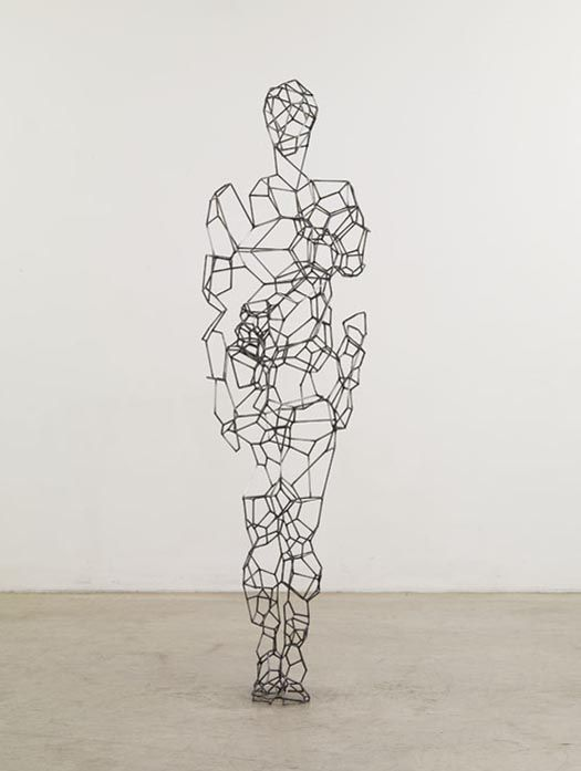 Sculptural Art by Antony Gormley