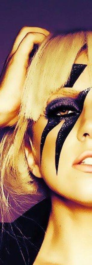 Lady Gaga - ein Produkt mit einem knallharten Konzept! Tolle Künstlerin!