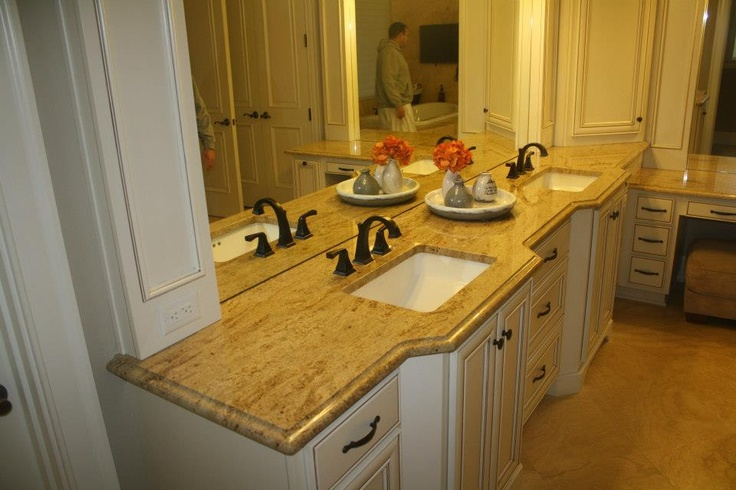 Bathroom Vanity Granite Natural Stone Slab Ogee Edge
