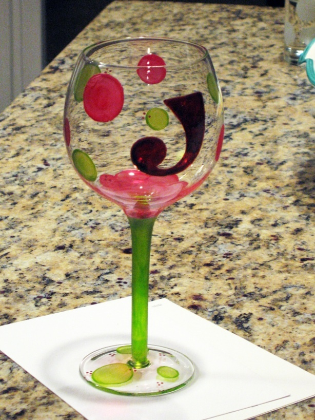 42 Best Images About Craft Ideas For Wine Glasses On