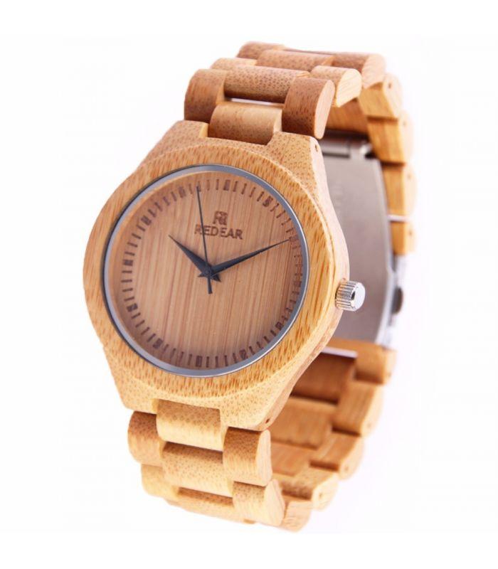 Redear RD15 bamboo houten horloge