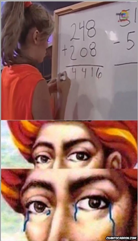 ★★★★★ Memes en español para facebook chistosos: Las modelos y las matemáticas I➨…