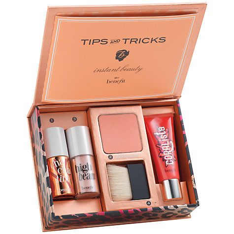 Buy Benefit Go Tropicoral Lip and Cheek Kit Online at johnlewis.com