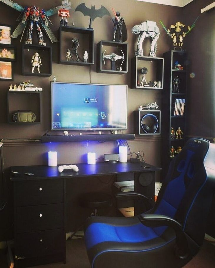 M s de 25 ideas incre bles sobre montar un pc gaming en - Habitacion gaming ...