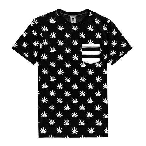 T-shirt motifs cannabis