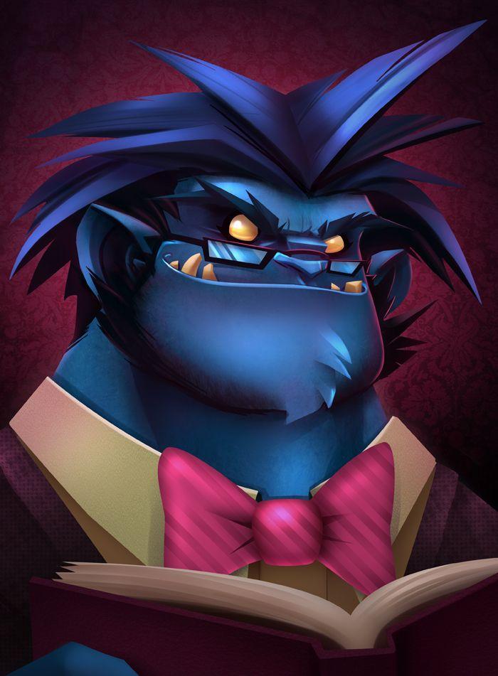 The Beast by *frogbillgo