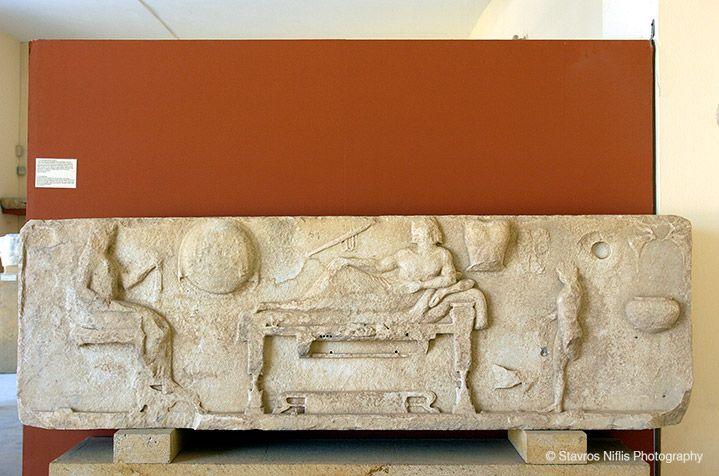 Paros Archeological Museum, Greece