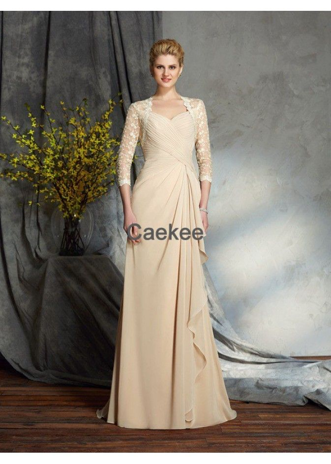 16270bfbd95 Caekee Mother Of The Bride Dress T801524725072