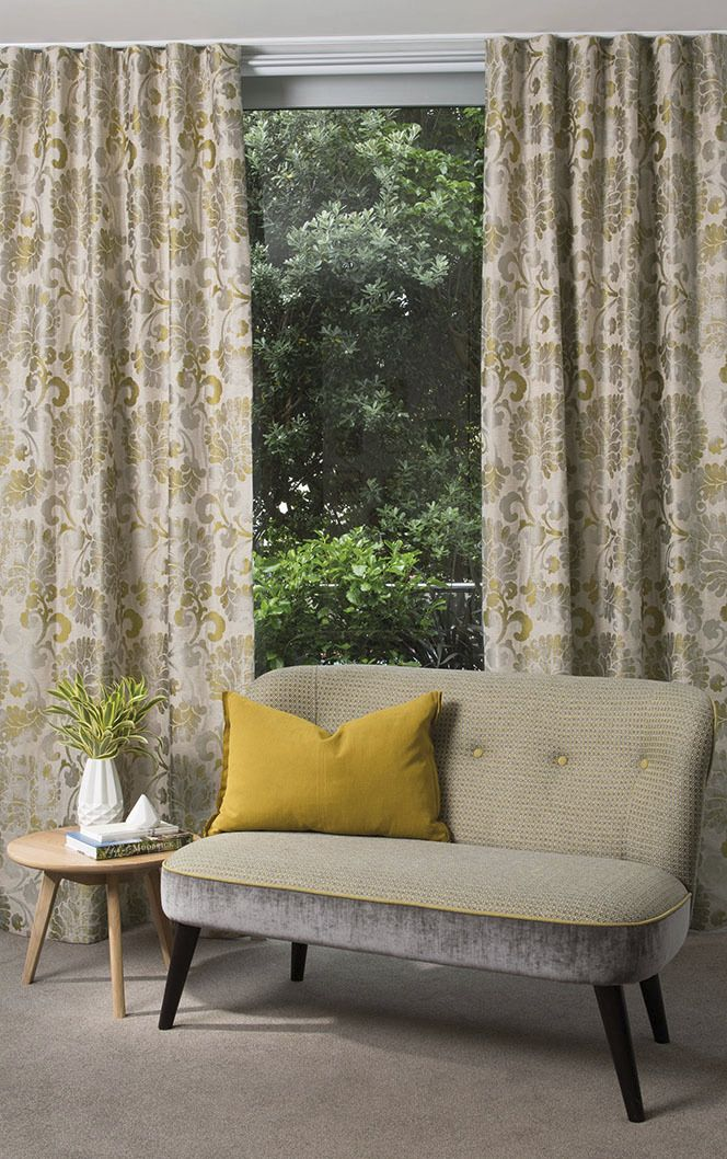Co-ordinated fabrics from James Dunlop