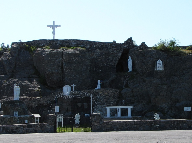 Our Lady of Lourdes Grotto
