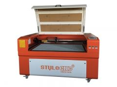 High precision STJ1390 co2 laser cutter for sale with cost price