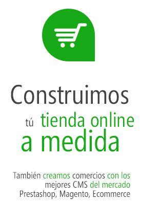 Tienda On-line  www.tusweb.es