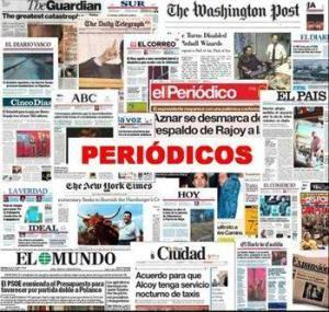 Webquest: Semana de la prensa