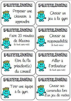 22 best images about renforcement positif on pinterest teaching french and teacher pay teachers - Code promo les enfants du design ...