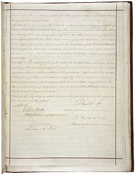 The 14th Amendment was adopted on July 9, 1868 as a Reconstruction Amendment.  It addresses citizenship rights and equal protection under the laws.  It was proposed in response to the issues of former slaves after the American Civil War.