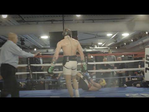 MMA Conor McGregor vs. Paulie Malignaggi Sparring Knockdown – MMA Fighting