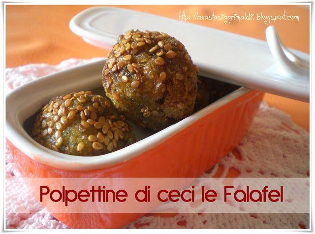 Falafel: polpettine di ceci