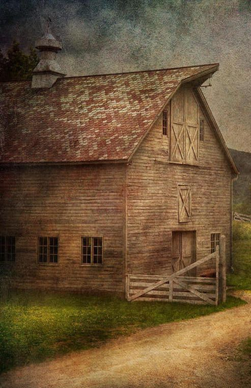 Barn..Painting