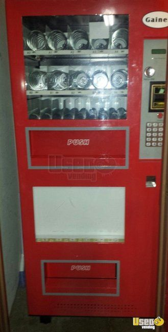 vm 750 vending machine
