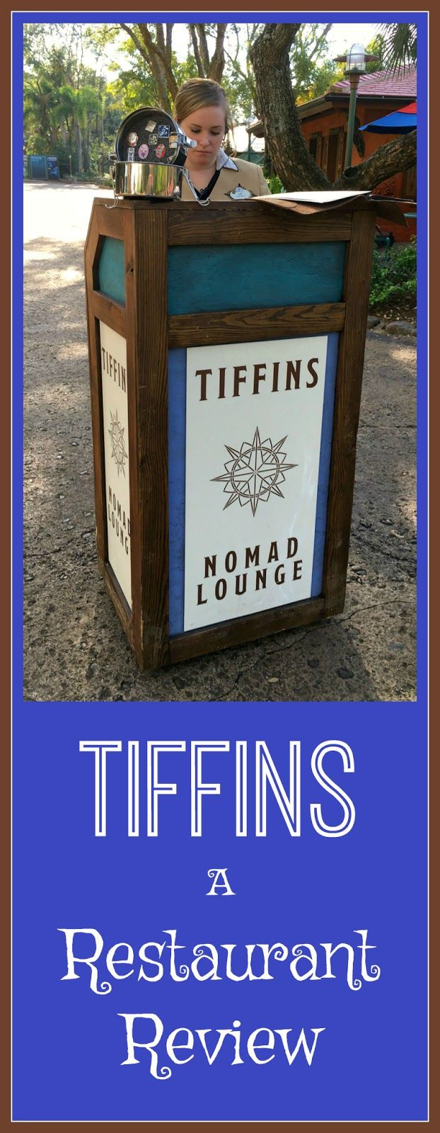 A Tiffins Restaurant Review | Romance In the Wild | Disney's Animal Kingdom Park | Walt Disney World Resort
