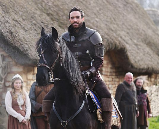 Galavant... omg I think I've just discovered my new favorite show.