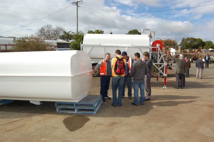 #water #tank #manufacturers #felco  For any kind of water tank visit: http://www.felco.net.au/trailer_water.php