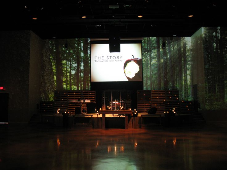 Projection Wrap 2 · Pallet BackdropChurch Stage DesignDesign ConceptsSet ...
