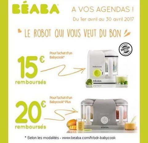 Jusqu'au 30/04/2017 - Béaba