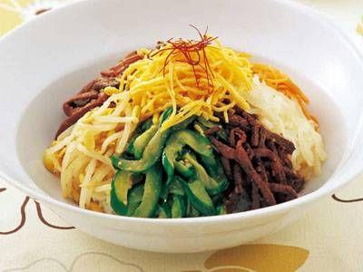 本格ビビンバレシピ 講師は蔡 淑美さん|使える料理レシピ集 みんなのきょうの料理 NHKエデュケーショナル