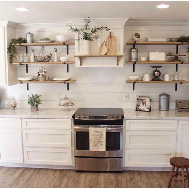 35+ Best Farmhouse Kitchen Decor Ideas To Transform Your Kitchen