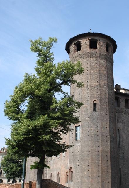 Torino foto scattata in Piazza Castello