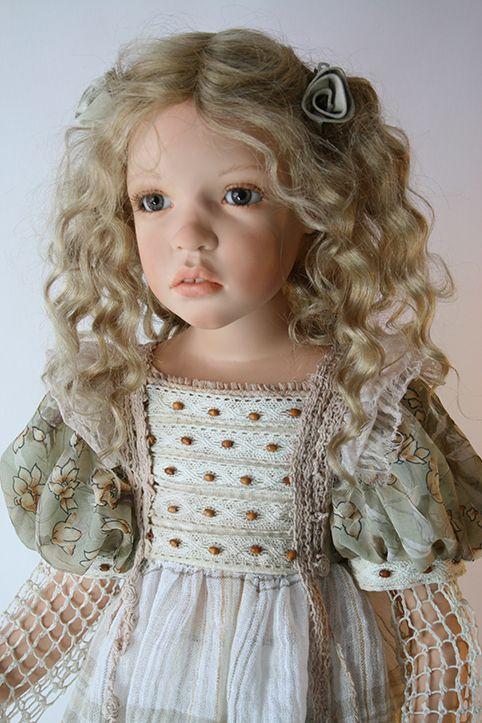 Новая коллекция кукол ZAWIERUSZYNSKI-2015 купить куклы на www.rusbutik.ru