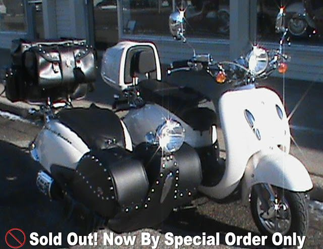 Grand Rapids Scooter Sidecar / Dually Moped Scooters Dual Drive Dual 49cc Engines (CLICK THIS TITLE TO VIEW FULL PAGE & ALL PICTURES BELOW) | Grand Rapids Scooter