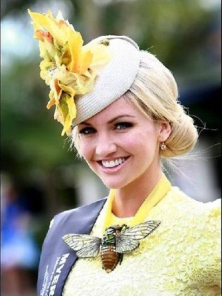 2011 - Runner up of the 2011 Myer Fashions on the Field