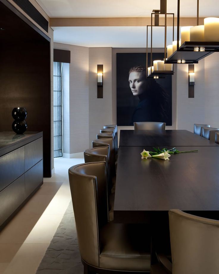 Kevin Reilly Lamps, Altar Dining room. Luxury Dining Room Ideas That Will Amaze You #diningroomsets #diningroomchairs #diningroomfurniture dining room table, luxury dining room, dining room decor | See more at http://diningroomideas.eu/luxury-dining-room-ideas-that-will-amaze-you/