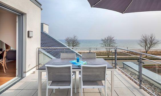 """""""Beach Lounge"""" - Ferienwohnung Haffkrug, Ostsee"""