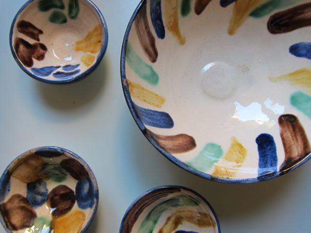shopping for ceramics in barcelona - Elizabeth Minchilli in Rome