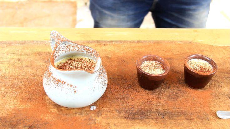 Chocolate blanco a la taza | Cocina
