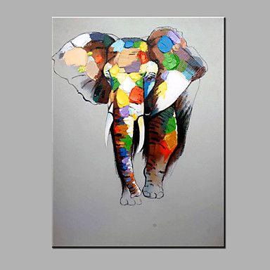 【今だけ☆送料無料】 アートパネル 動物画1枚で1セット 動物 象 エレファント 小象【納期】お取り寄せ2~3週間前後で発送予定