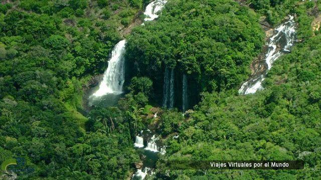 Viajes Virtuales por el Mundo: Sierra de la Macarena