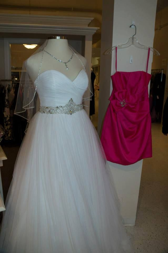 Just another amazing gown from White Romance