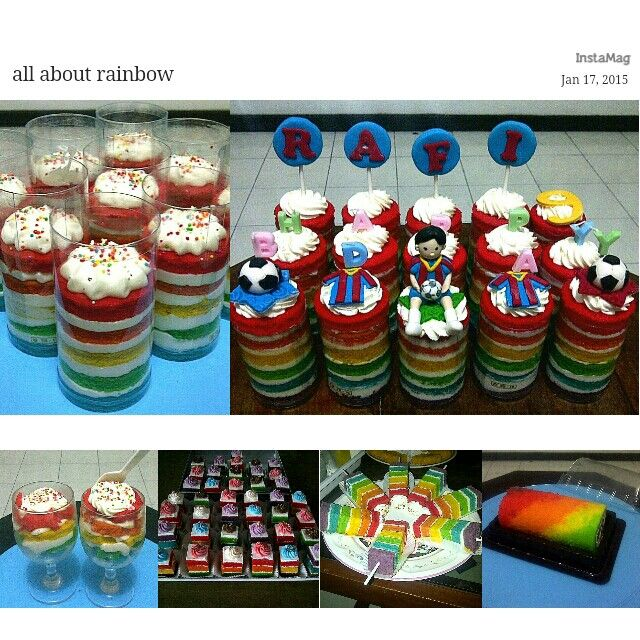 All about rainbow...